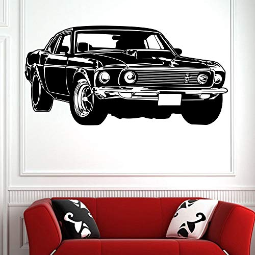 Wandbild Ford Shelby