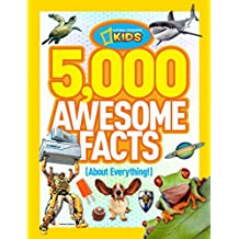 5,000 Awesome Facts (About Everything!) (5,000 Awesome Facts )