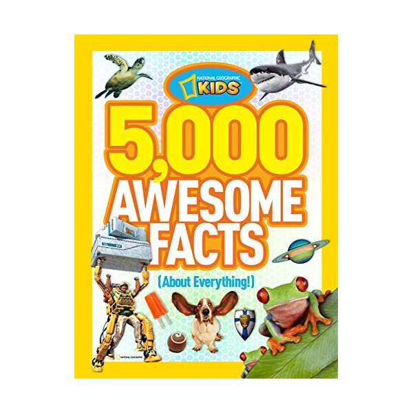 5,000 Awesome Facts (About Everything!) (5,000 Awesome Facts ) 51p1oE1j2rL black friday Black Friday Deals and Discounts TV's Electronics Games Perfume Gifts 51p1oE1j2rL