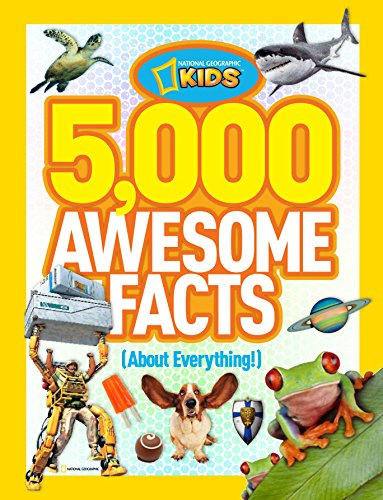 5,000 Awesome Facts (About Every...