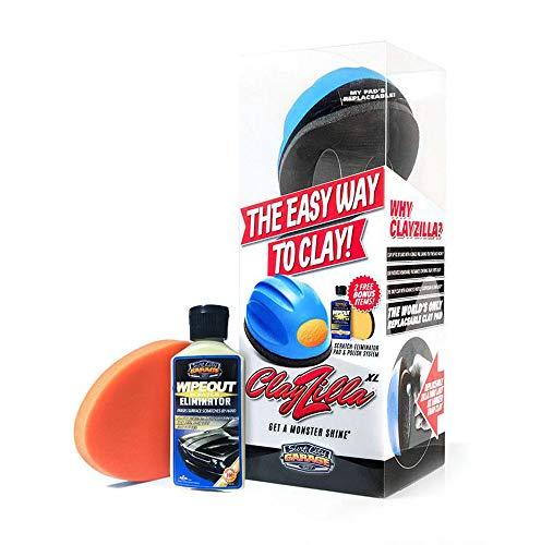 Surf City Garage 339 ClayZilla Surface Prep System, 8 oz by Surf City Garage - Paint Prep System