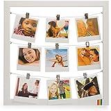 Polaroid cadena marco de fotos San Valentín para su presente