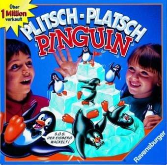 Plitsch-Platsch Pinguin (Spiel)