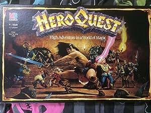Hero Quest - Board Game