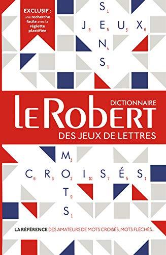 Dictionnaire le Robert des Jeux de Lettres - Relié par Collectif