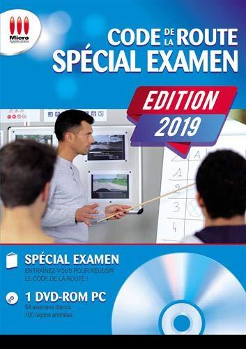 Code de la route Spécial Examen 2019 par AVANQUEST