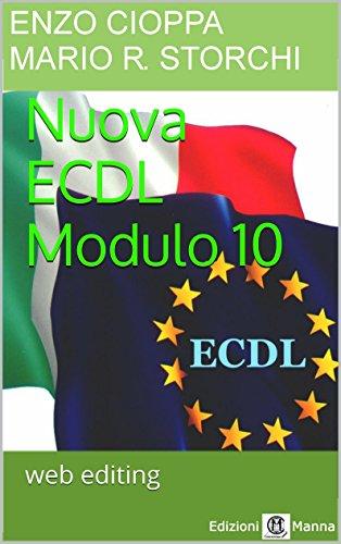 Nuova ECDL - Web Editing