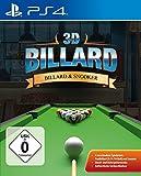 3D Billard - Billard & Snooker für die ganze Familie - [PS4]