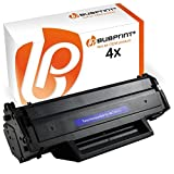 Bubprint 4 Toner kompatibel für Samsung MLT-D111S MLT D111S für Xpress M2020 M2022 M2022W M2026 M2026W M2070 M2070F M2070FW M2070W SL-M2022W Schwarz