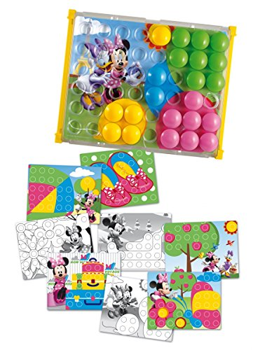Quercetti - Q4200 - Fantacolor Junior Minnie