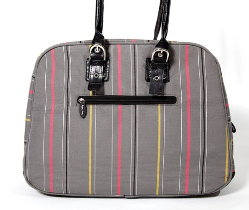 sassy-caddy-womens-ritzy-messenger-bag-grey-hot-pink-black