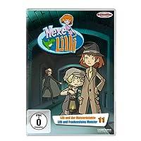 Hexe Lilli 11 - Lilli und der Meisterdetektiv / Lilli und Frankensteins Monster