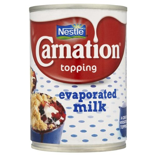 Nestle Topping Carnation Kondensmilch 12 x 410gm