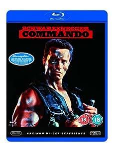 Commando [Blu-ray] [1985]