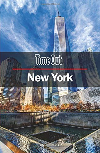 Time Out New York City Guide: Travel Guide with Pull-out Map (Time Out City Guide)