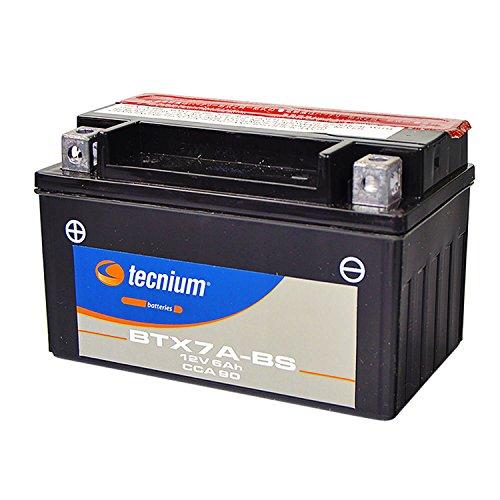 Batterie Tecnium Btx7a-Bs / Ytx7a-Bs / Ytx7abs