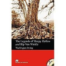 The Legends of Sleepy Hollow and Rip Van Winkle: Lektüre mit 2 Audio-CDs