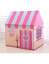 Airtana Kinderspielzelt (Pink)Kinder Nook Zelte für Indoor & Outdoor Use, Baby Geburtstagsgeschenk, Spielzelt
