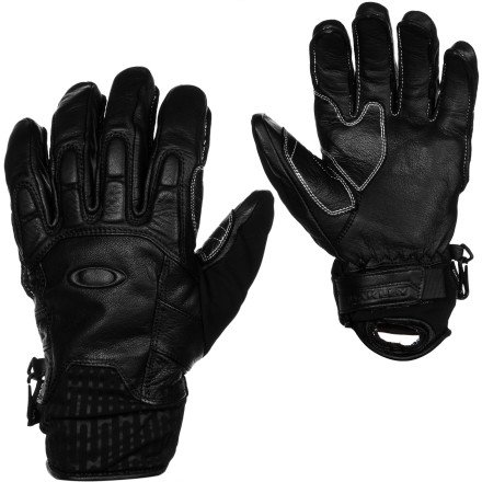 Oakley Herren 's No Exit Handschuh, Herren, Gold Ray (Snow Glove Oakley)