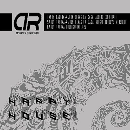 La Casa Alegre EP (Casa De La Laguna)