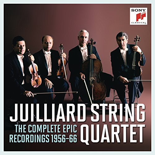 Juilliard String Quartet - the Complete Epic Recordings