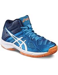 Junior Zapatillass GEL-BEYOND 5 MT GS BLUE JEWEL/WHITE/HOT ORANGE 16/17 Asics