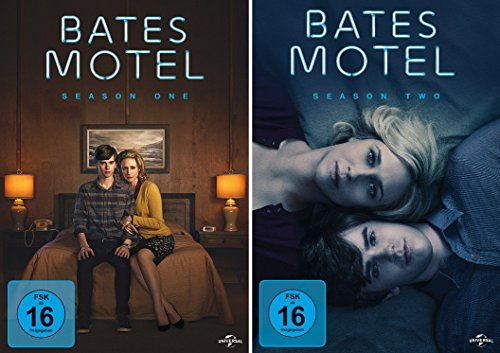 Bates Motel - Staffel 1+2 (6 DVDs)