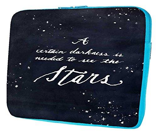 Snoogg Dunkelheit zu sehen, die Sterne 38,1cm Zoll auf 39,4cm Zoll auf...