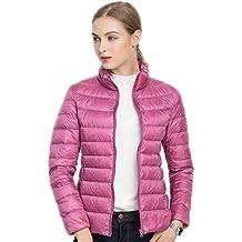 save off 09541 f1816 Amazon.it: Piumini Abbigliamento Donna - Rosa