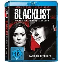 The  Blacklist - Die komplette fünfte Season