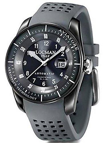 Locman 0455V04-GUGYAWSA Montre à bracelet pour homme