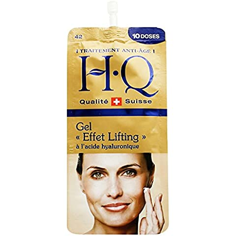 HQ Efecto Lifting Gel 15ml - Conjunto de 2