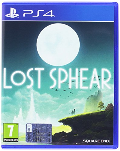 Lost Sphear - PlayStation 4