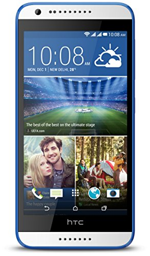 HTC Desire 820Q (Dual SIM, Santorini White, 16GB)