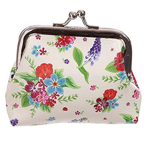 Stallion® Fun Tic Tac Motif jardin botanique florale Sac à main