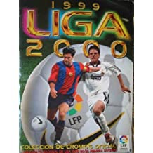 ALBUM DE CROMOS : CAMPEONATO NACIONAL DE LIGA 1999 - 2000 PRIMERA DIVISION