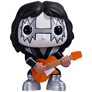 Funko KISS Ace Frehley Spaceman Pop Figure