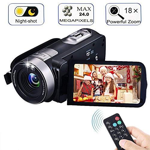 Video Camera Camcorder with IR N...