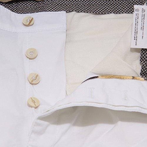 4577I bermuda uomo MESSAGERIE pantaloni pants shorts men Bianco