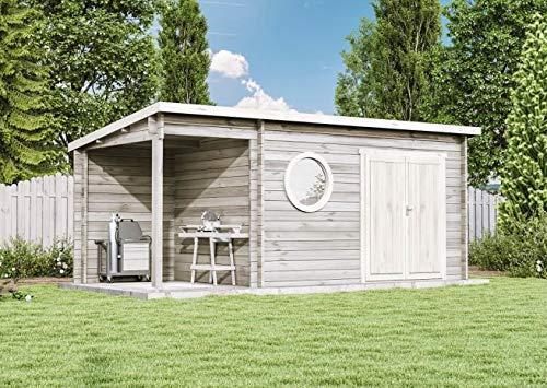 Gartenhaus Maria-Rondo | 550 x 250