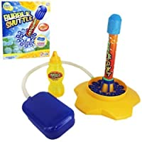 BARGAINS-GALORE Grafix Bubble Shuttle / Bubble Stomp Rocket