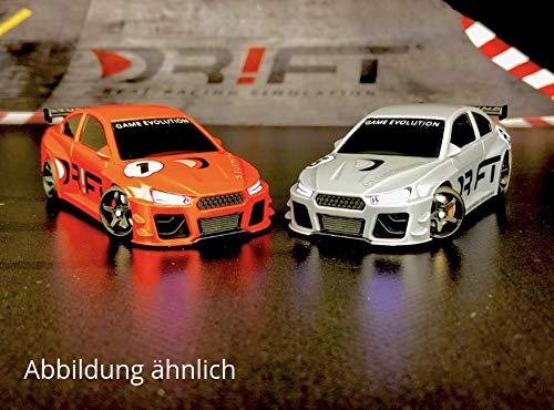 DR!FT Racer Team Sport Mix, ferngesteuertes Drift Auto, Rc Car mit realistischer Fahrdynamik zur Steuerung mit iPhone oder Android, reales Fahrverhalten simuliert via App