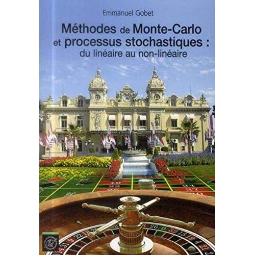 Méthodes de Monte-Carlo et processus stochastiques :: du linéaire au non linéaire