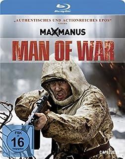 Max Manus - Man of War - Steelbook [Blu-ray]