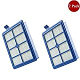 OxoxO Filter for Electrolux Vacuum Cleaner H13 FC8031 Series Washable Filter Replacement Vacuum Accessories (2 Pack)