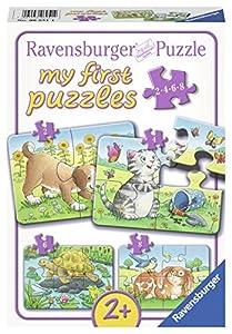 Ravensburger My First Puzzles 06951 Tradicional 2pieza(s) rompecabeza - Rompecabezas (Tradicional, Fauna, Infant, Niño/niña, Caja)