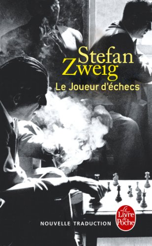 Le Joueur D'echecs (Litterature & Documents) par Stefan Zweig