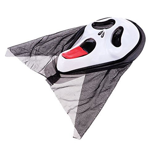 or Maske Halloween Karneval Fasching Vollmaske - Farbe 4 (Familie Haloween Kostüme)