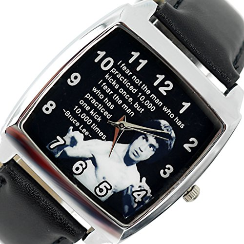 taport-bruce-lee-quartz-square-watch-black-real-leather-band-bw-text-dial-free-spare-battery-free-gi