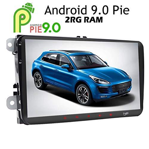 Android 8.1.0 2GB RAM coche estéreo unidad central